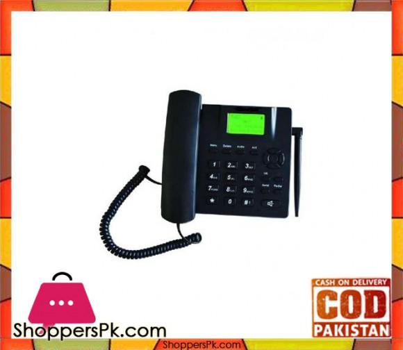 Dual 2 Sim GSM 3G 4G Landline Wireless Phone