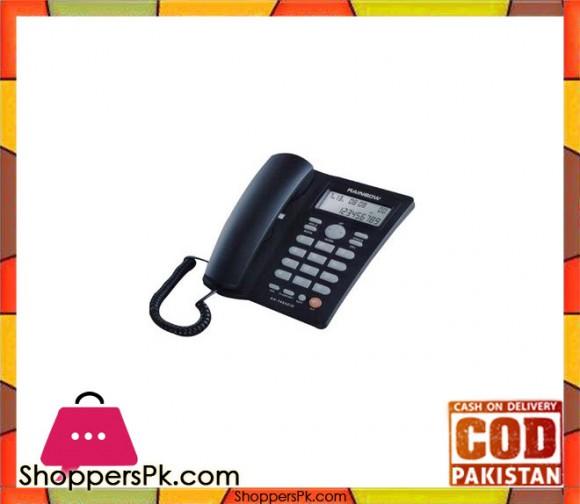KXT885CID Corded Land Line Telephone - Black