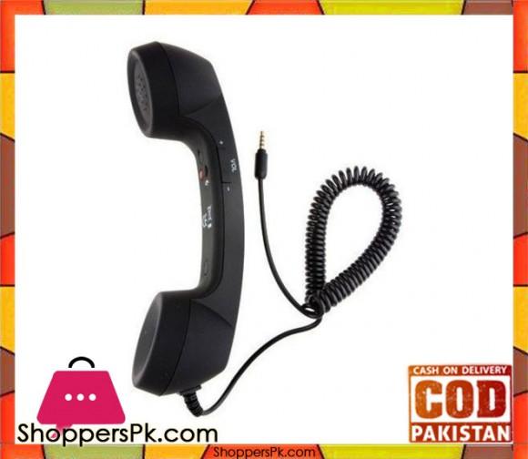 Anti Radiation Retro Handset Coco Phone