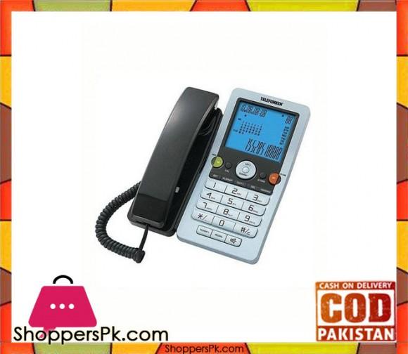 TLFT-5015 - Telephone - Black and white