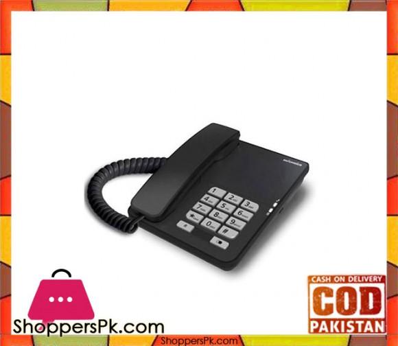 SwissVoice CP 20 - Corded Phone - Black