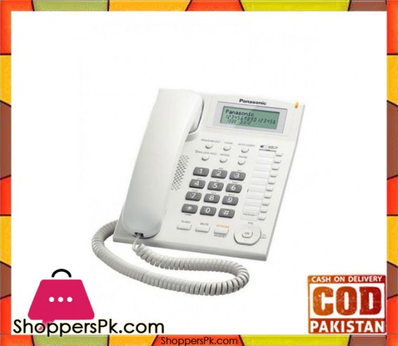 KX-TS880 - Integrated Phone System - White