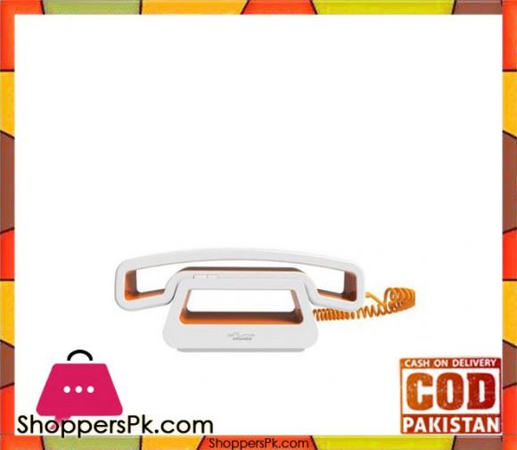 CH01 - Corded Phone - Orange