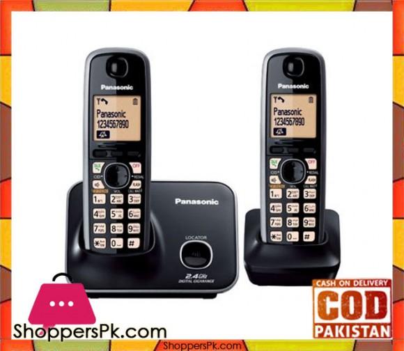 KX-TX 3712 Cord Less Telephone Pair