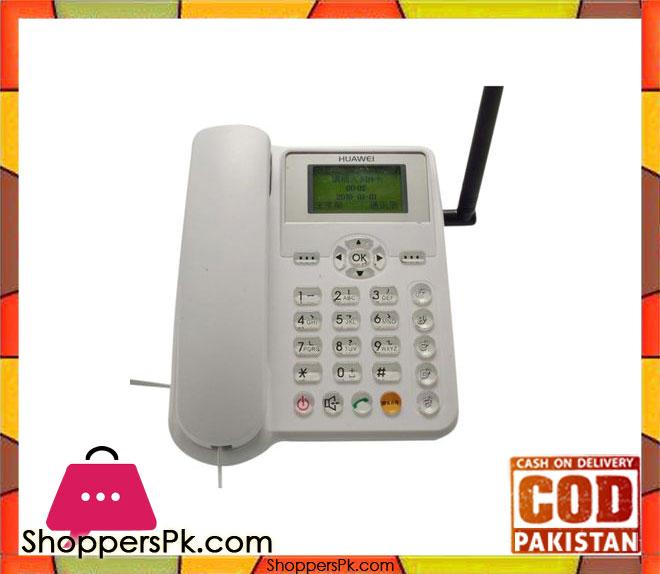 Buy Huawei GSM 3G 4G Sim Wireless Landline Phone At Best