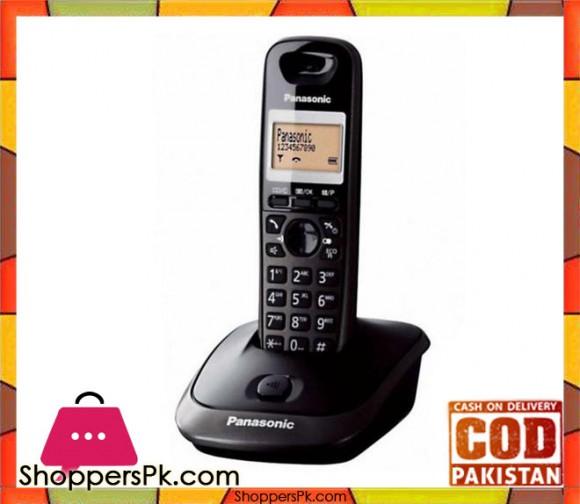Cordless Phone - KX-TG3612 - Black
