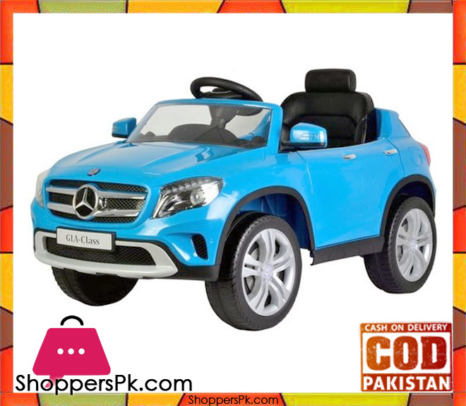 Mercedes Benz GLA-Class Style Battery Operated Ride On Car