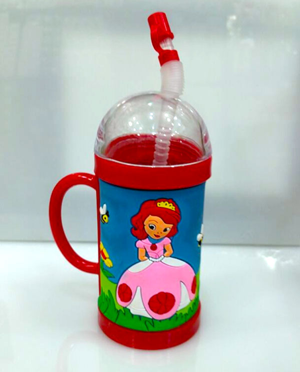 Buy Multi Character Children Sippy Cup 350ml At Best Price
