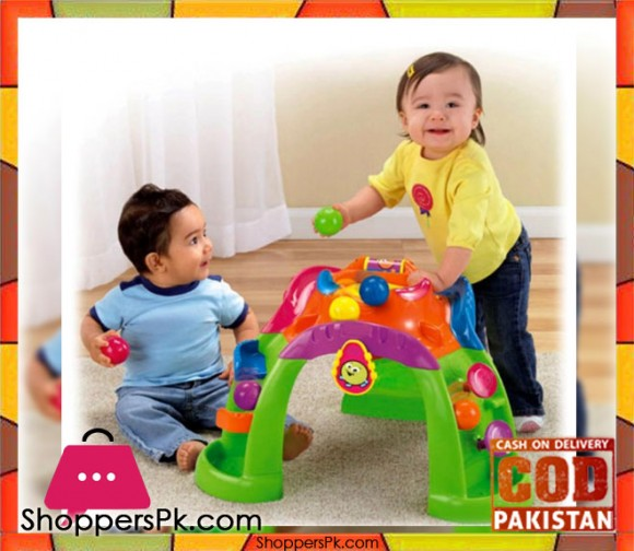 Multi-Function Ball Learning Table Toys For Baby With Music and Llight