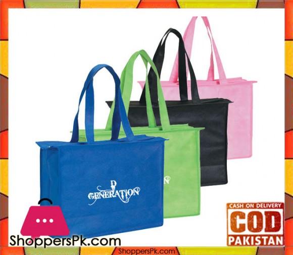 Non-Woven Zipper Bags Price in Pakistan