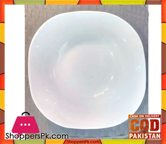 Opal Sqaure Rice Dish One Pieces