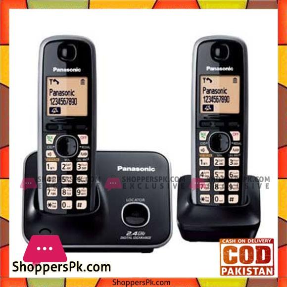 Panasonic KX-TG3712 Cordless Phone