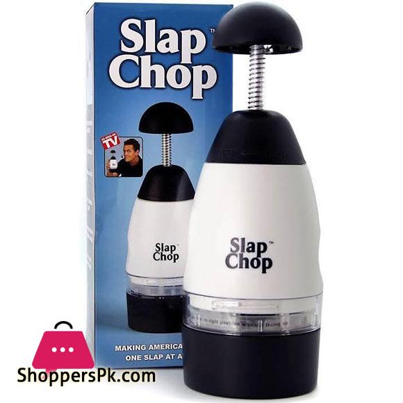 Slap Chop Fruit Vegetable Chopping Cutter