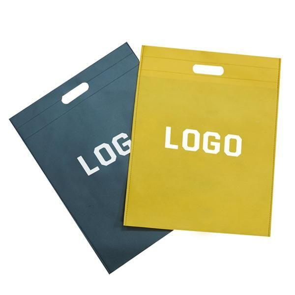Non Woven Bags - 50 GSM - D Cut - 5000 Pcs - 7x10 inches Wholesale Price - Rs: 9 Per Pcs