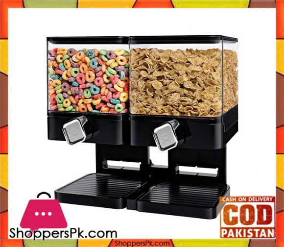 Compact Dry Food & Cereal Dispenser (112)