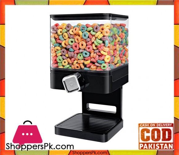 Compact Dry Food & Cereal Dispenser