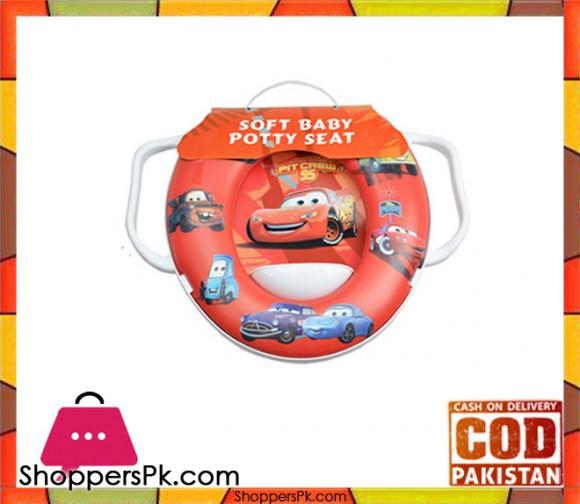 Disney Cars Soft Baby Potty Seat