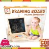 Drawing Board Folding Convenient 2 in 1
