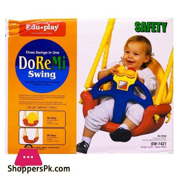 Edu-Play Safety Doremi Swing SW-1421 Korea Made