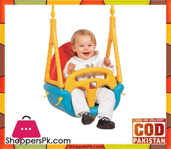 Edu-Play Safety Swing 3-in-1 Perfect for infants