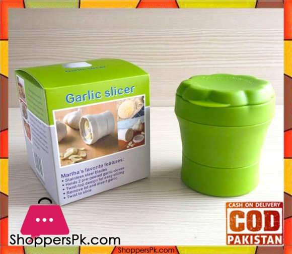 Garlic Press Perfection Mincer Slicer Chopper
