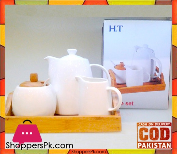 H.T Tea Set