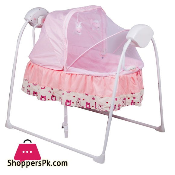 Hibob Electric Baby Swing Bed with Music BD-002