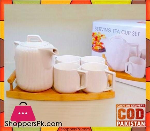 Imperial Serving Tea Cup Set