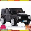 Kids Ride-on Car Land Rover Defender