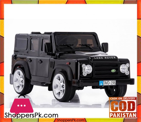 Kids Ride-on Car Land Rover Defender