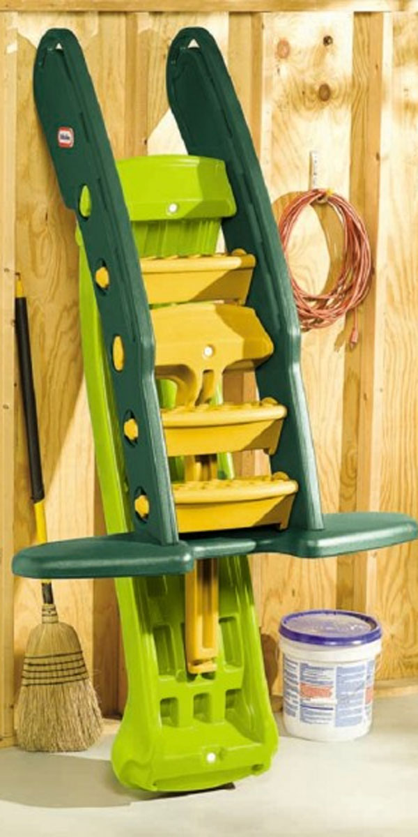 Buy Little Tikes Easy Store Giant Slide At Best Price In