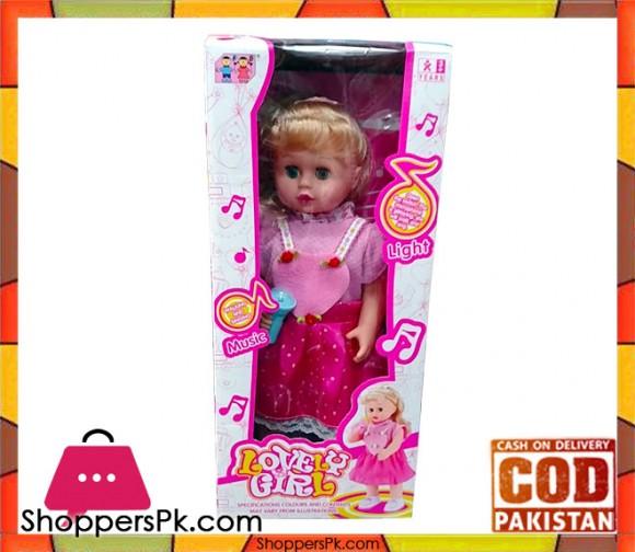 Lovely Girl Doll For Kid