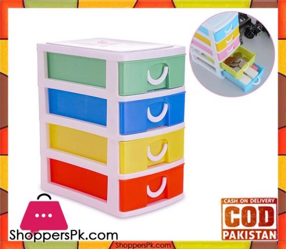 Mini Storage Box Multicolor