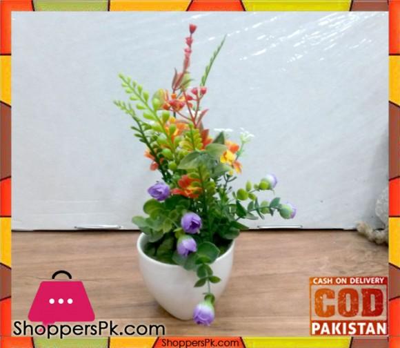 The Florist Living Room Center Table Flower Arrangement