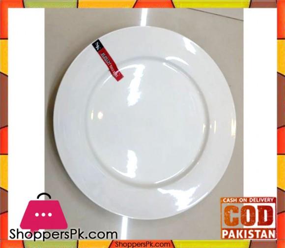 Elegant Ceramic Serving Plate One Pieces