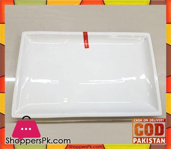 Elegant Ceramic Serving Dish One Pieces Large