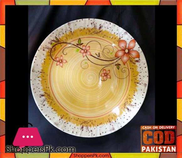Melamine Rice Plate 12 Pieces