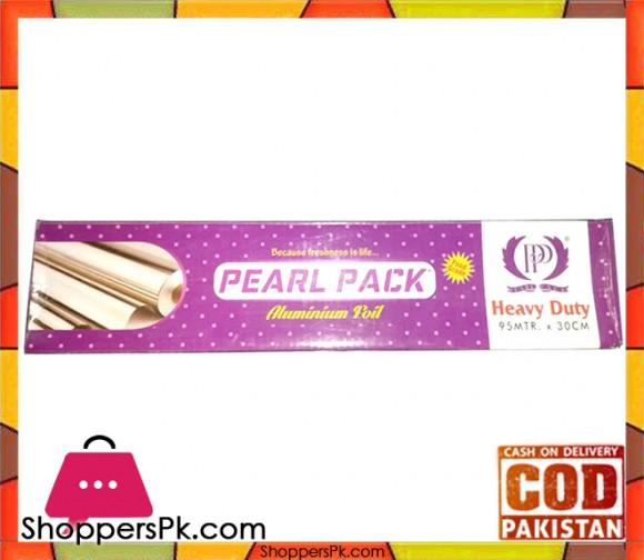 Pearl Pack Aluminium Foil 95 Meter