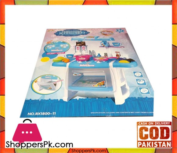 Portable Kitchen Set for Kid