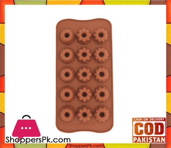 Premium Silicone Chocolate Molds Puddings