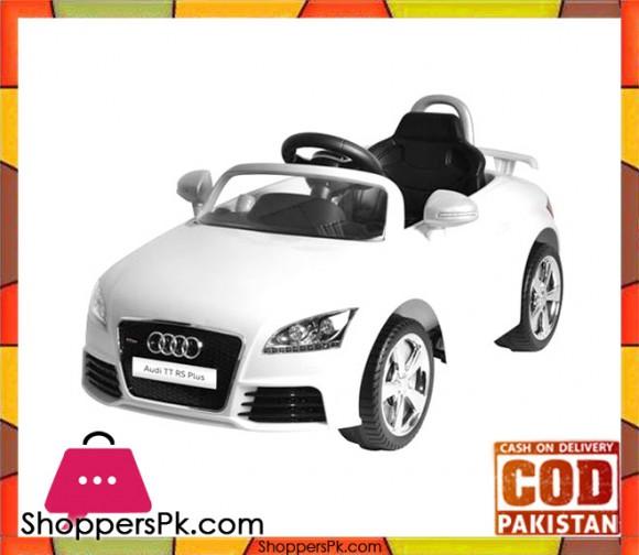 Ride on – Audi TT 676R For Kid