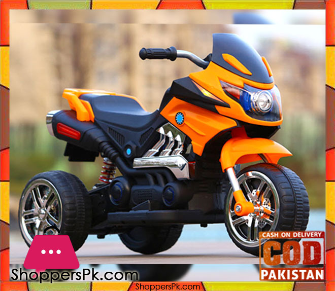 Battery Operated Ride On Toys >> Buy Ride on Battery Operated Bike For Kid WMT-6868 at Best ...
