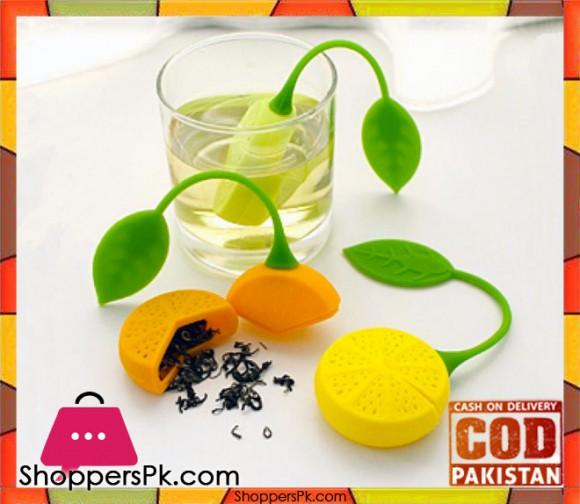 Silicone Lemon Tea Strainer One Pieces