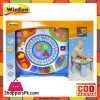Winfun Letter Train and Piano Activity Table Kids Toy - 801