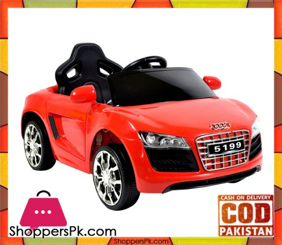Audi 6188 Kids Car with Remote Control