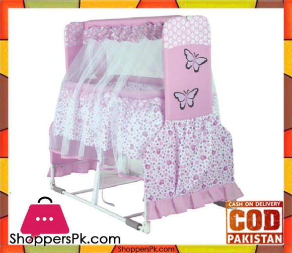 Baby Love Cradle for Children with Mosquito Net KDD-732