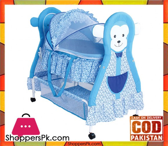 Baby Rocking Cardle with Animal Design KDD-181