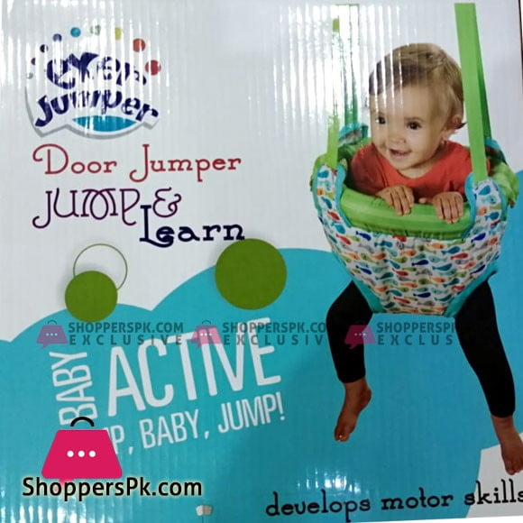 Bambino Exer Jumper Jump & Learn