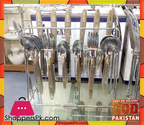 Elegant Germany 26 Pieces Cutlery Set A7