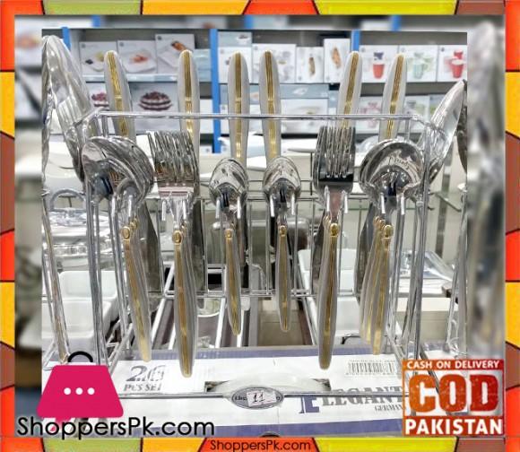 Elegant Germany 26 Pieces Cutlery Set A2